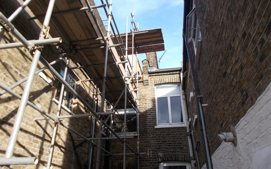 Why should you serve a notice under the Party Wall Act? Advice for those proposing to carry out work which may affect their neighbours.